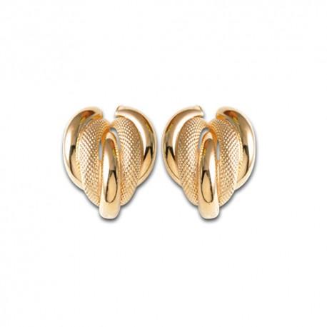 Boucles d'oreilles or 9 carats