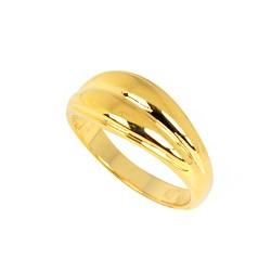 Bague plaqué or